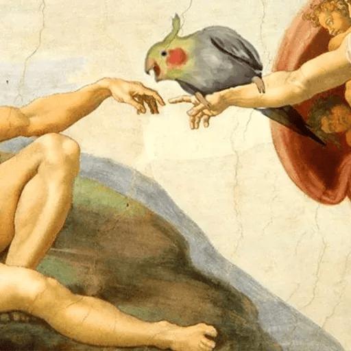 Bird 3 - Sticker 27
