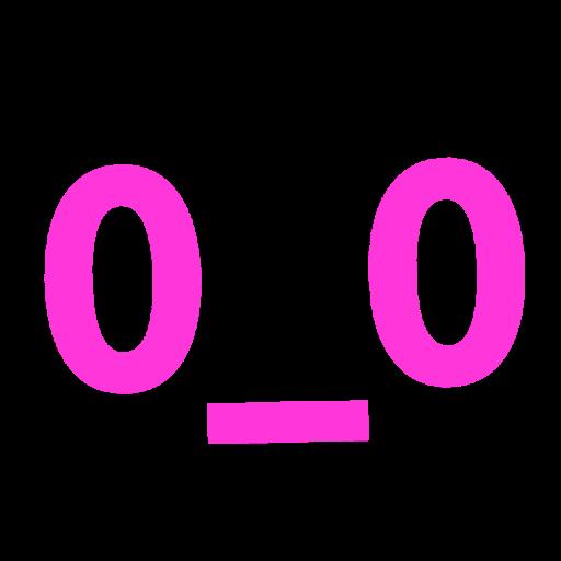 Text Faces - Sticker 10