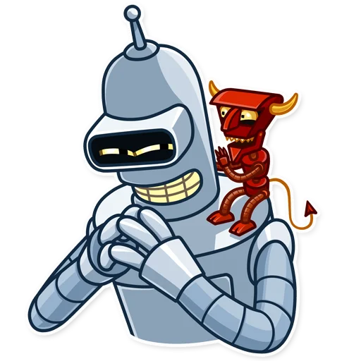 Bender - Sticker 25