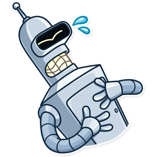 Bender - Sticker 1