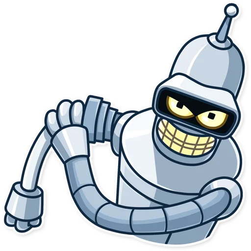 Bender - Sticker 9