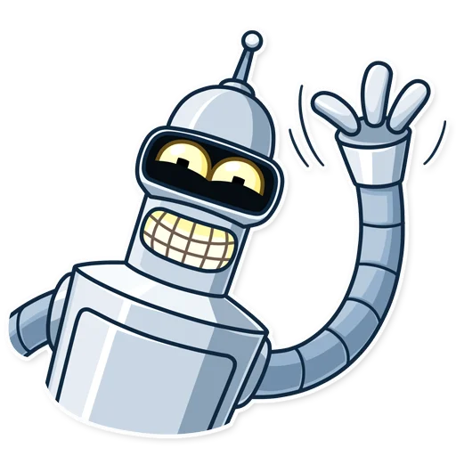 Bender - Sticker 5