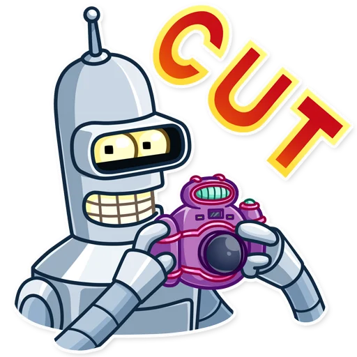 Bender - Sticker 29