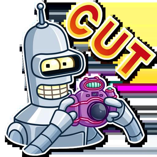 Bender - Sticker 29