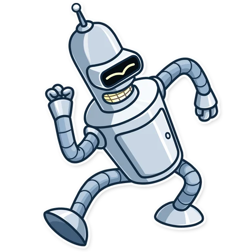Bender - Sticker 8