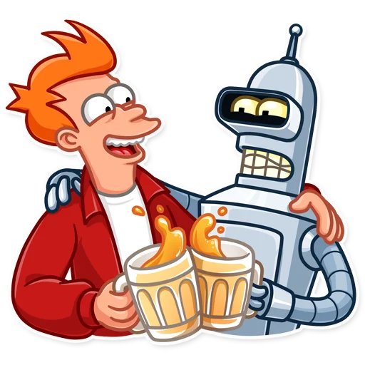 Bender - Sticker 17