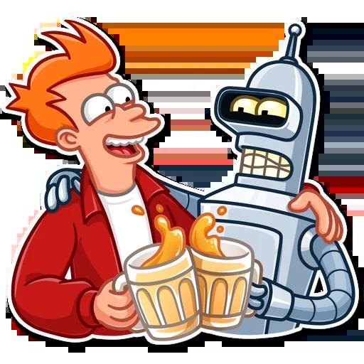 Bender - Sticker 17