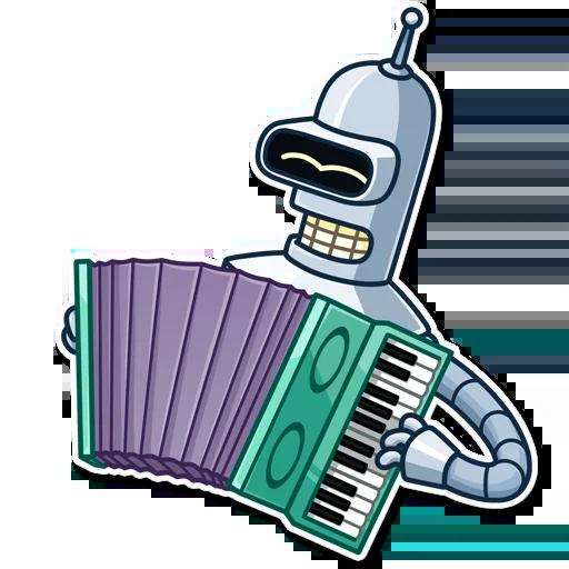 Bender - Sticker 27