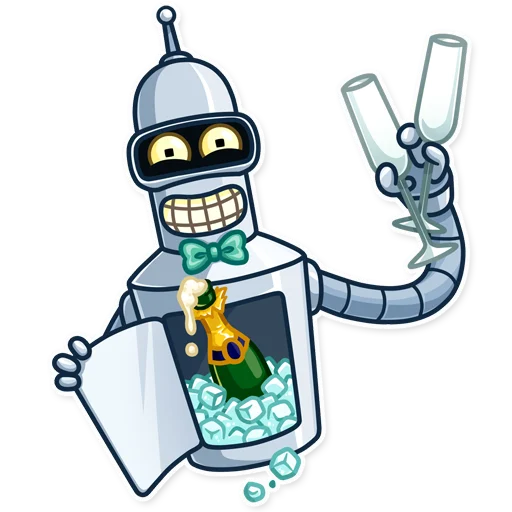 Bender - Sticker 28