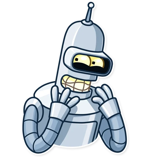 Bender - Sticker 13
