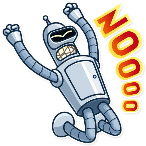 Bender - Sticker 23