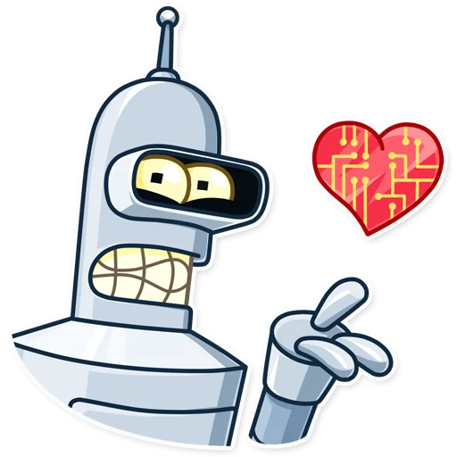 Bender - Sticker 2