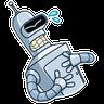 Bender - Tray Sticker