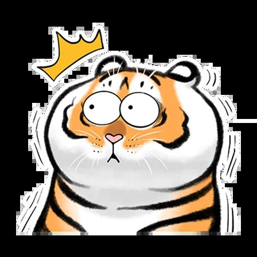 Tiger 🐯 1 - Sticker 30