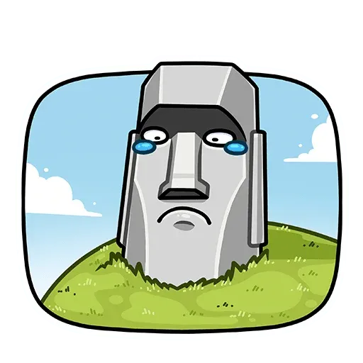 Stonehead-2 - Sticker 6