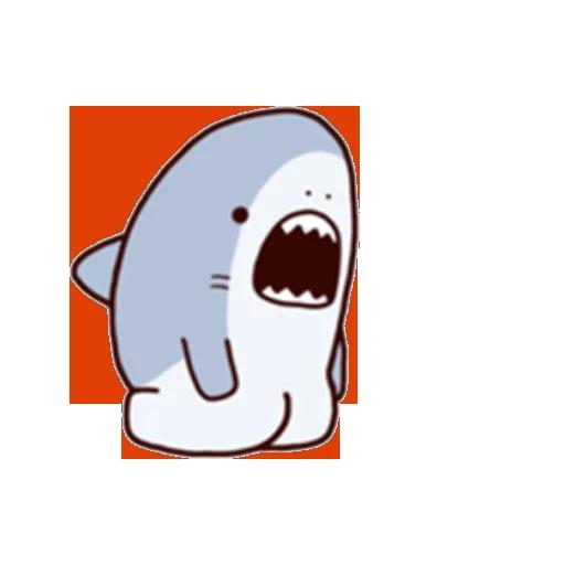 Shark time 2 - Sticker 21