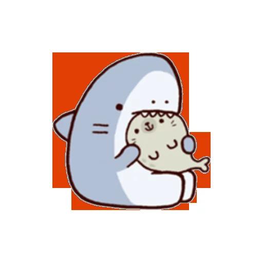 Shark time 2 - Sticker 3