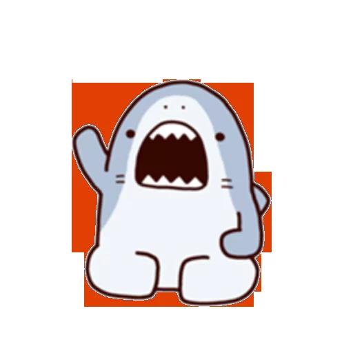 Shark time 2 - Sticker 11