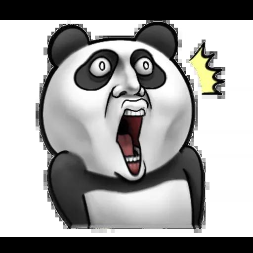 Panda1 - Sticker 9