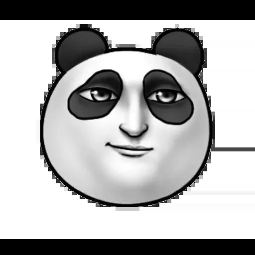 Panda1 - Sticker 22