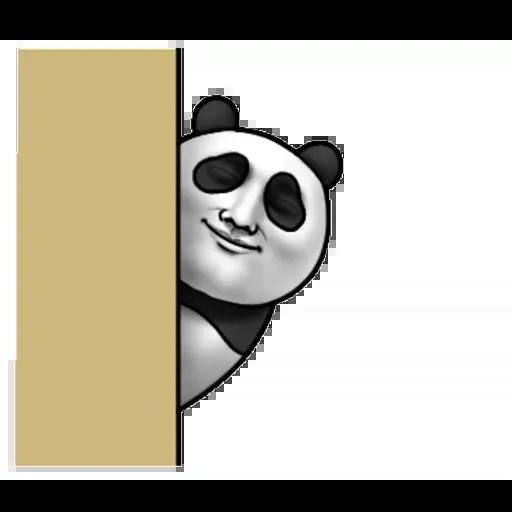 Panda1 - Sticker 3