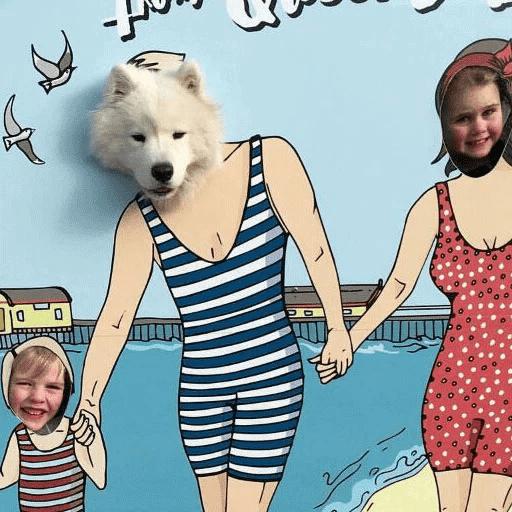 Dogs - Sticker 20
