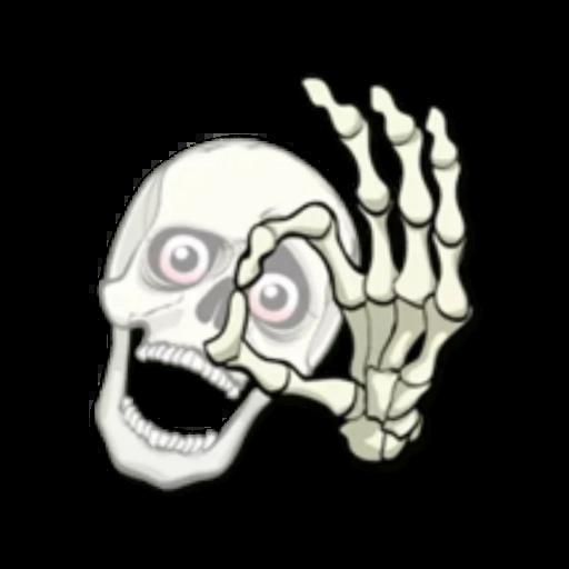 Spooky+Time - Sticker 4