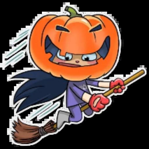 Spooky+Time - Sticker 19