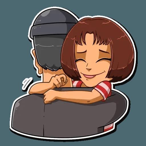 Mathilda - Sticker 26