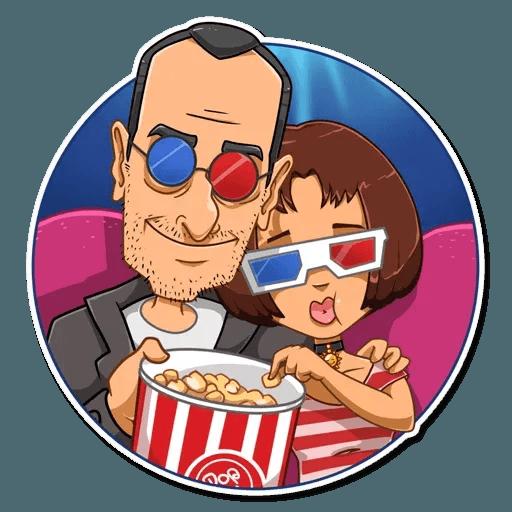 Mathilda - Sticker 19