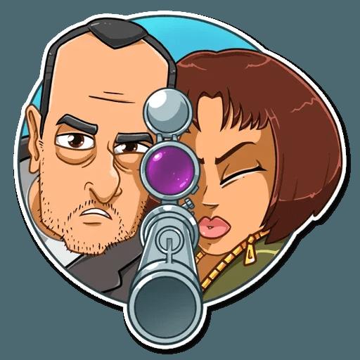 Mathilda - Sticker 21