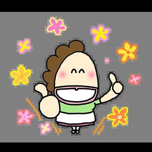 花師奶2 - Sticker 15