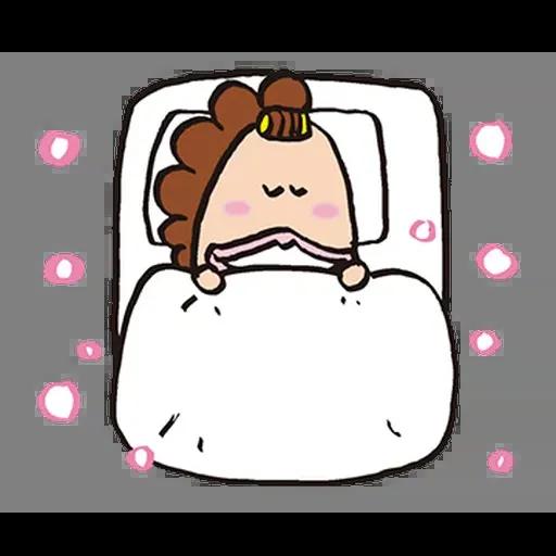 花師奶2 - Sticker 6