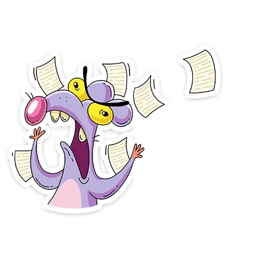 Mega Rata - Sticker 18