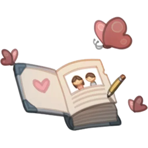 Lovestory - Sticker 2