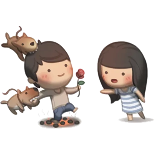 Lovestory - Sticker 1