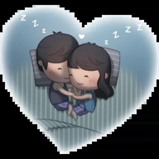 Lovestory - Sticker 6