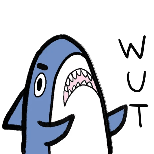 Shark - Sticker 7