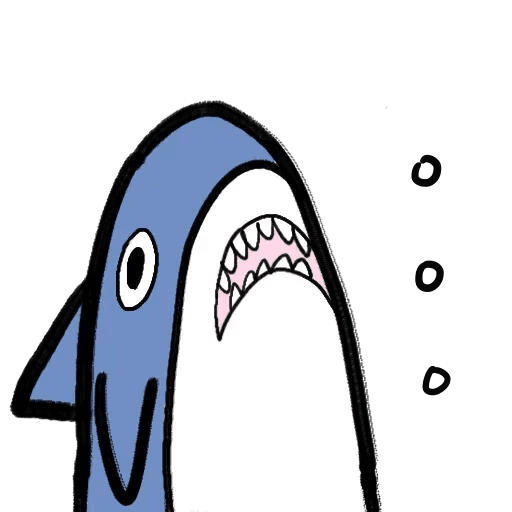 Shark - Sticker 3