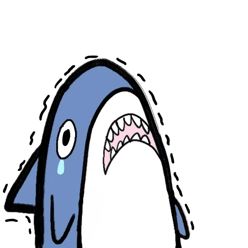 Shark - Sticker 27