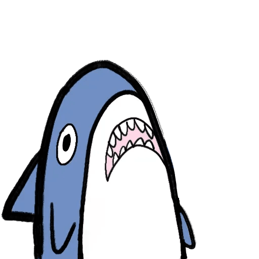 Shark - Sticker 30