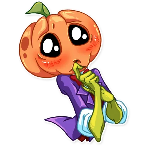 Helloween pumpkin - Sticker 14