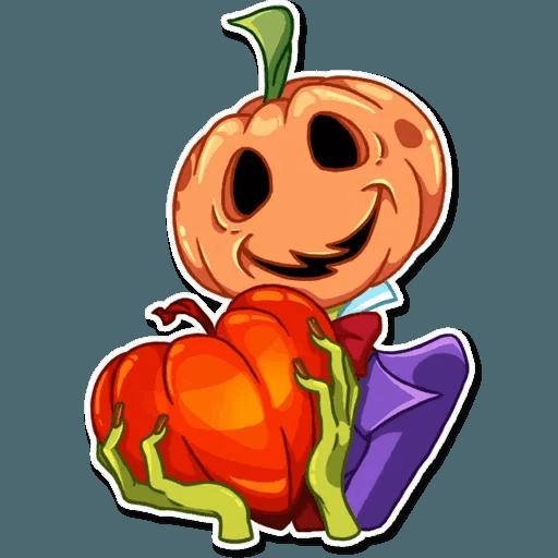 Helloween pumpkin - Sticker 9