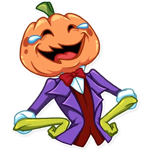 Helloween pumpkin - Sticker 1