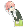 Gotoubun no Hanayome - Tray Sticker