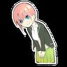Gotoubun no Hanayome - Tray Sticker