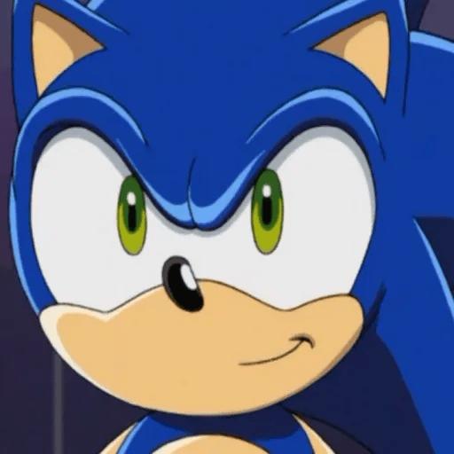 Sonic - Tray Sticker