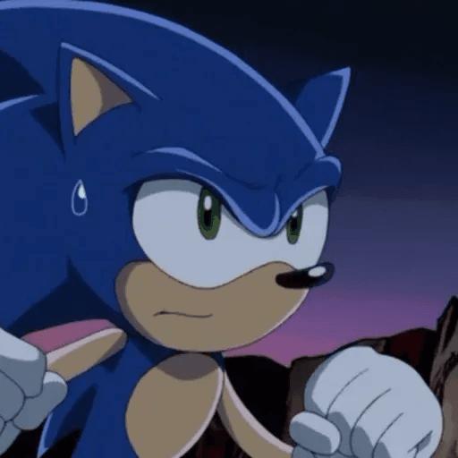 Sonic - Sticker 23