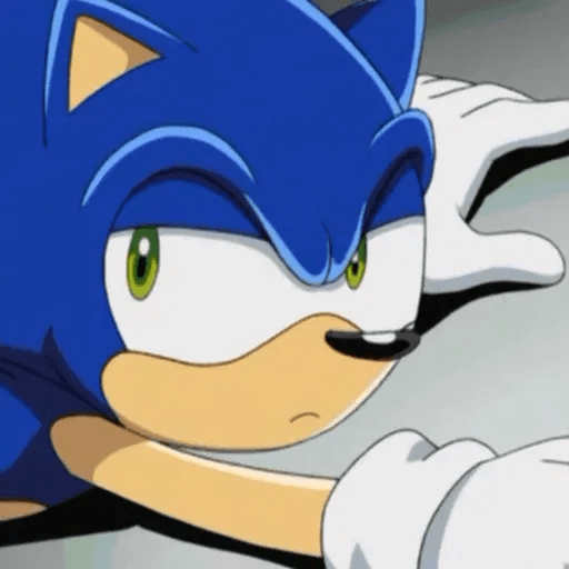 Sonic - Sticker 21