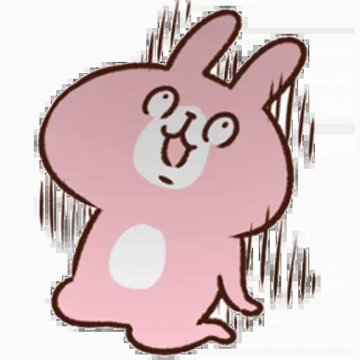 兔 - Sticker 29